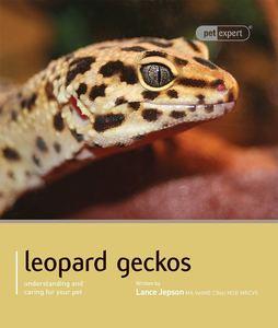 Leopard Gecko by Lance Jepson