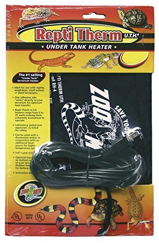 Zoo Med Repti Therm Under Tank Heater