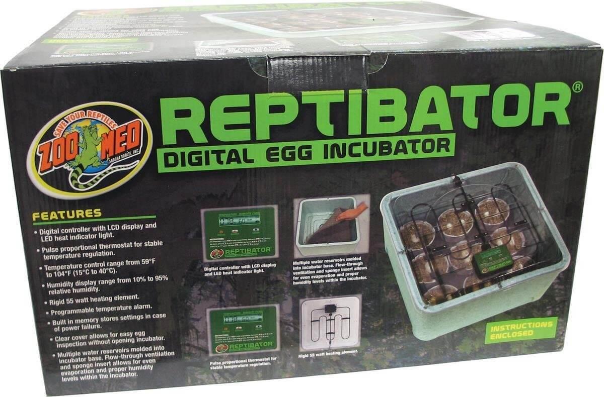 Zoo Med Reptibator Egg Incubator(1)