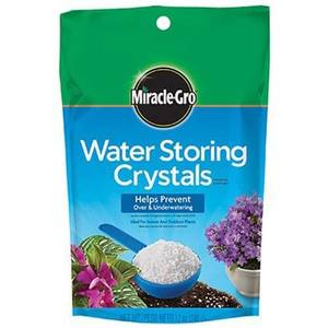 Miracle-Gro Water Storing Crystals 12-Ounce