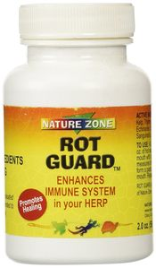 Nature Zone SNZ59331 Rot Guard Enhance Immune System for Reptiles