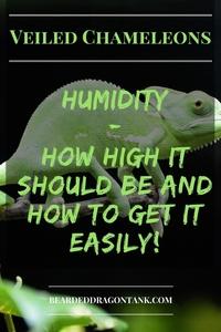 Veiled Chameleon Humidity