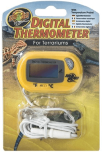 bearded dragon terrarium thermometer