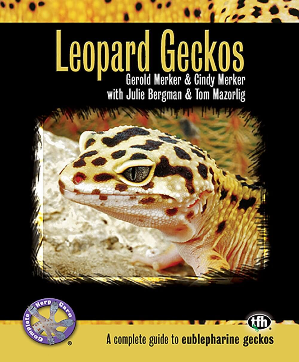Leopard Geckos by Gerald Merker and Cindy Merker