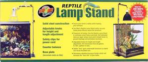Zoo Med Reptile Lamp Stand Full Size
